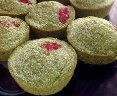 Muffins de Matcha! GF, SF Utilicéla harina de Bajo Índice Glucémico de Naturevia, alta en fibra y proteína! Receta adaptada de Vanessa Musi – Ingredientes: 100 gr Single Sweet Granular (Se …