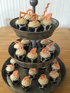 Double Chocolate Cupcakes #pickyourplum #cupcakeliners