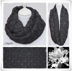 GRISABELLA Strickanleitung Loop / Grisabella Cowl knitting pattern