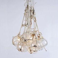 Nautical #lighting #chandelier