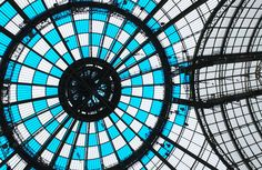 BurenGrdPalais #pattern #glass #dome #architecture