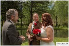 estes park wedding elopement
