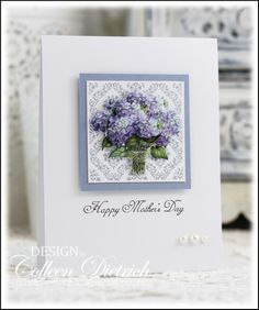 Hydrangeas for Mother's Day