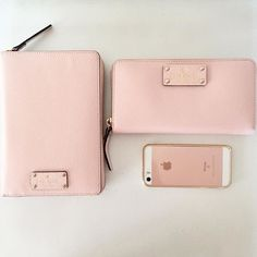 Pink on pink on pink. #katespadeagenda  For PH pink lovers get yours from @craftdeluxeph