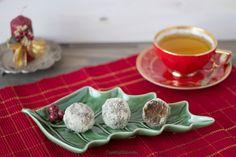 Trufas de Frutos Secos   Dried fruits truffles