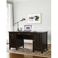 Better Homes And Gardens Ashwood Road Writing Desk Cherry