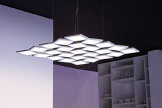 Motion - Oled pendant lamp by Lighting Technologies
