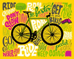 Ride Your Bike | Live Green :))