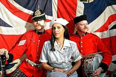Billy Childish and the Musicians of the British Empire