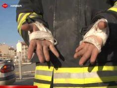 Diyarbakır'da, henüz belirlenemeyen bir nedenle çıkan yangında 1 kişi ölmüş 3'ü ağır 14 kişi ise yaralanmıştı.    Olay yerine kısa sürede ulaşan Diyarbakır Büyükşehir Belediyesi itfaiye ekibinde bulunan er Ferdin Aslan, büyük bir kahramanlık örneği göstererek yangından 6 kişinin sağ kurtulmasını sağladı.