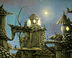 [Fantasy art] House Cats by philippesart at Epilogue