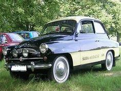 Škoda 440 Spartak, 1089 ccm, r. v. 1958,