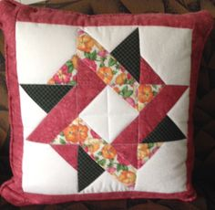 Fun With Piecing Entwined Star » Arbee Designs blog