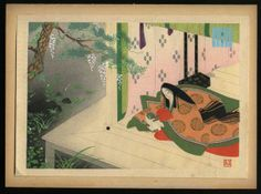 Masao Ebina -  Yomogyu (Weeds,from The Tale of Genji)