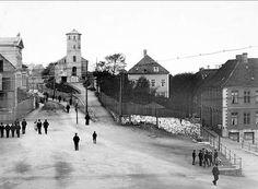 Kilde bilde:Knut Arnesen * Bergen Brandkorps Historielag CorpDe Garde rundt 1900.