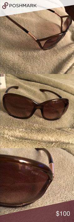 d87fed071aaaee Women s Tom Ford Whitney Style Sunglasses Authentic Tom Ford Whitney  Sunglasses Women s. Worn a few