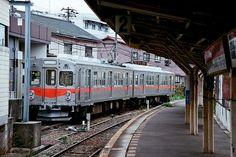 野町駅 ++ photography by : tamotsu nagata
