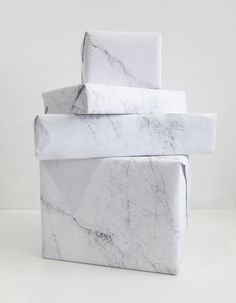 The Minimalist Home x marble wrapping paper