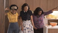 """Hidden Figures, the moving story of Katherine Goble Johnson, Dorothy Vaughan, and Mary Jackson — three black female NASA mathematicians who helped send John Glenn into space — is the inspirational movie we all need right now.   These Three Girls Dressed Up As """"Hidden Figures"""" Characters Will Give You Life"""