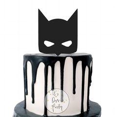 batman cake topper superhero cake topper superhero party
