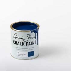 Napoleonic Blue - This colour takes inspiration from 'Ultramarine' and 'Cobalt Blue' pigments used for decorative work in neoclassical interiors