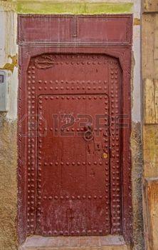 casa tradicional madera tallada de puerta marruecos ventanas puertas royals haz palacios