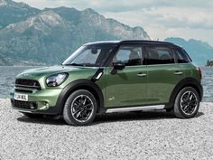 10 Most Affordable SUVs of 2016 - 2016 MINI Countryman