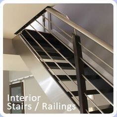 handrails for inside staircases | Interior Stairs / Railings Exterior Stairs / Railings