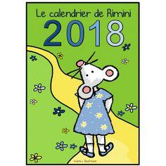 Le calendrier de Rimini
