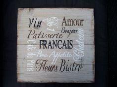 Frans bord