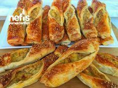 Patatesli Bükme Börek - Nefis Yemek Tarifleri