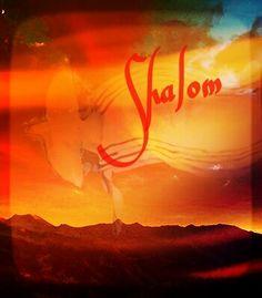 Shalom, His Peace