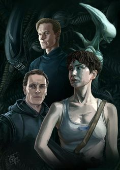 Alien Covenant by clefchan.deviantart.com on @DeviantArt