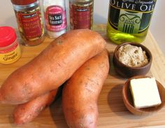 For the Love of Cooking » Roasted Sweet Potatoes