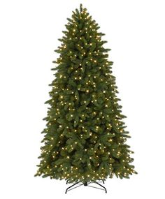Usher in the holidays with our iconic Classic Fraser Fir Christmas Tree. Perfectly rustic, this artificial Christmas tree lends a bucolic charm to your home with its life-like needles and branches.