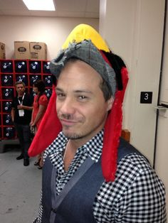 """""""It's not an angry bird! It's an angry mikey! Don't lose a bet with charming. Abc Tv Shows, Movies And Tv Shows, Michael Raymond James, Go Gamecocks, Ouat Cast, A Girl Like Me, Between Two Worlds, I Still Love Him, Once Upon A Time"""