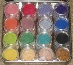 Makeup Companies, Mineral Cosmetics, Nail Tips, Makeup Tips, Minerals, Tropical, Make Up, Vacation, Nails