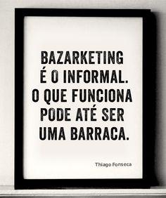 #bazarketing quotes, frases