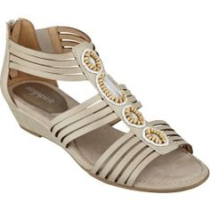 Easy Spirit Madura Gladiator Sandals Comfortable Gladiator Sandals For Women - Size 6.5