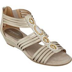 Easy Spirit Madura Gladiator Sandals Comfortable Gladiator Sandals For Women - Size 6.5