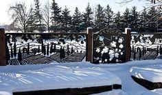 10 ide desain pagar ini akan melengkapi referensi ide anda!!!! ~ Teknologi Konstruksi Arsitektur