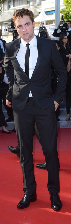 Effortless and Cool: Robert Pattinson at the Cannes Film Festival 2012