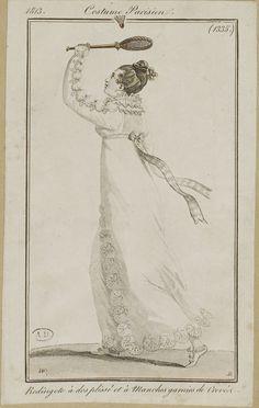 Regency Dress, Regency Era, Jane Austen, Badminton, Costume Collection, Empire Style, Historical Clothing, Fashion Plates, Fashion History