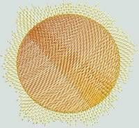 BFC-Creations Machine Embroidery Solar System and Free Design