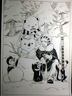 「ワンピログ1」/「兔だんご」の漫画 [pixiv]