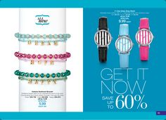Avon Book Campaign 16 I LOVE SALE Shop online with me at https://andreafitch.avonrepresentative.com?utm_content=buffera19a5&utm_medium=social&utm_source=pinterest.com&utm_campaign=buffer #watch #jewelry#buyavon