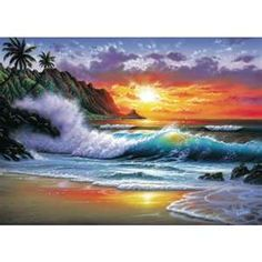 Morning Glory Steve Sundram 1000 Teile SpielSpass Puzzle