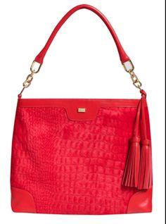 Only Designers Shop LLC - CASSANDRA RED CALF HAIR GENUINE LEATHER, $199.00 (http://onlydesignersshop.com/cassandra-red-calf-hair-genuine-leather/)