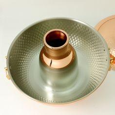 銅槌目入しゃぶ鍋26cm | 燕三条金物本舗