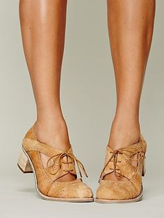 Free People Gatsby Oxford LOVE